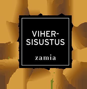 Vihersisustus Turku – Zamia Logo